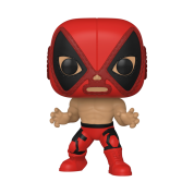Funko POP! POP Marvel: Lucha Libre - Deadpool Vinyl Figure 10cm