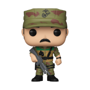Funko POP! GI Joe - Leatherneck Vinyl Figure 10cm