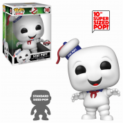 "Funko POP! POP Movies: Ghostbusters - 10"" Stay Puft Vinyl Figure"