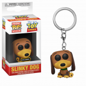 Funko POP Keychain: Toy Story - Slinky Dog Vinyl Figure
