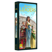 7 Wonders 2nd Ed: Leaders Expansion - EN