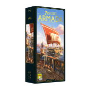 7 Wonders 2nd Ed: Armada Expansion - EN