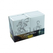 Dragon Shield Cube Shell - White