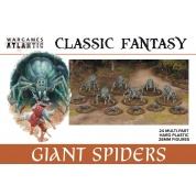 Death Fields - Giant Spiders (24) - EN