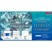 Cardfight!! Vanguard - Storm of the Blue Cavalry Sneak Preview Kit - EN
