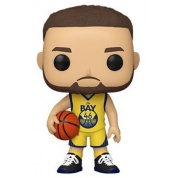 Funko POP! POP NBA:GoldenStateWarriors-StephCurry(Alternate) Vinyl Figure 10cm