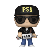 Funko POP! POP Rocks: Pet Shop Boys - Chris Lowe Vinyl Figure 10cm