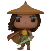 Funko POP! POP Disney: Raya and the Last Dragon - Raya Vinyl Figure 10cm