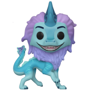 Funko POP! POP Disney: Raya and the Last Dragon - Sisu (As Dragon) Vinyl Figure 10cm