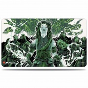 UP - Magic: The Gathering Kaldheim Playmat featuring Alt Art Mythic 3
