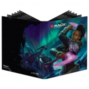 UP - Magic: The Gathering Kaldheim Pro Binder featuring Booster Box Art