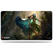 UP - Magic: The Gathering Kaldheim Playmat featuring Commander Art 1