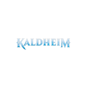 UP - Magic: The Gathering Kaldheim WallScroll featuring Rare Cycle Art 3