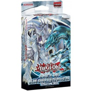 YGO - Structure Deck Saga of Blue-Eyes White Dragon (8 Decks) - EN