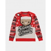 Marvel - Groot Knitted Christmas Jumper - L