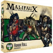 Malifaux 3rd Edition - Honor Roll - EN