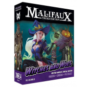 Malifaux 3rd Edition - Witches and Woes Rotten Harvest - Pandora LTD - EN
