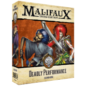 Malifaux 3rd Edition - Deadly Performance - EN