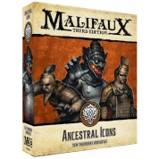 Malifaux 3rd Edition - Ancestral Icons - EN