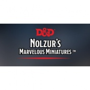 D&D Nolzur's Marvelous Minis & Magic the Gathering Minis Wave 13: Retail Reorder Cards