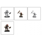 Magic the Gathering Unpainted Miniatures: Goblin Guide & Goblin Bushwhacker (6 Units)