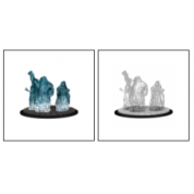 Magic the Gathering Unpainted Miniatures: Obzedat Ghost Council (6 Units)