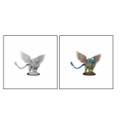 Magic the Gathering Unpainted Miniatures: Isperia, Law Incarnate (Sphinx)
