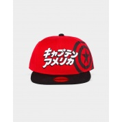 Marvel - Captain America Japanese Snapback