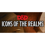 D&D Icons of the Realms Elemental Evil Miniatures Set 2 8 Ct. Booster Brick - EN