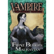 Vampire: The Eternal Struggle TCG - First Blood Malkavian - EN