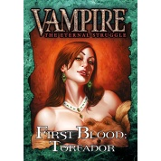Vampire: The Eternal Struggle TCG - First Blood Toreador - EN