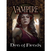 Vampire: The Eternal Struggle TCG - Sabbat - Den of Fiends - Tzimisce Preconstructed Deck - EN