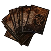Vampire: The Eternal Struggle TCG - 50 Sleeves - Classic Crypt Design
