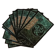 Vampire: The Eternal Struggle TCG - 50 Sleeves - Classic Library Design