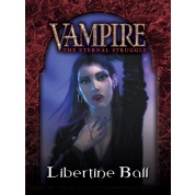 Vampire: The Eternal Struggle TCG - Sabbat - Baile Libertino - !Toreador Preconstructed Deck - SP