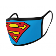 Pyramid Face Masks - Superman (Logo) (2)