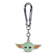 Pyramid 3D Keychains - Star Wars: The Mandalorian (The Child)