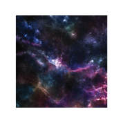 Kraken Wargames Gaming Mat - Space Sector 6 3x3 Gaming Mat (Variant A) 2.0