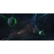 Kraken Wargames Gaming Mat - Space Sector 7 6x3 Gaming Mat 2.0