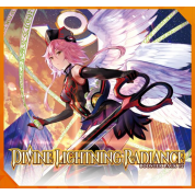 Cardfight!! Vanguard - Booster Display: Divine Lightning Radiance (16 Packs) - EN