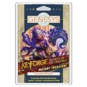 FFG - Genesys RPG Keyforge Secrets of the Crucible: Mutant Invasion - EN