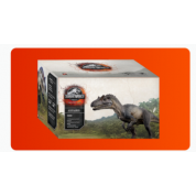 Jurassic World Miniature Game: ALLOSAURUS - EN