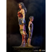 Wonder Woman & Young Diana Deluxe Art Scale 1/10 - WW84