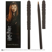 Harry Potter - Ginny Weasley Wand Pen & Bookmark