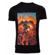 Doom - Classic Boxart Men's T-shirt
