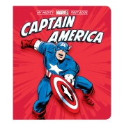 Captain America: My Mighty Marvel First Book - EN