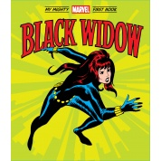 Black Widow: My Mighty Marvel First Book - EN