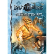 Splittermond - Deluxe-Tickleistenset - DE