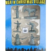 War in Christmas Village: She Ain't Havin' It - EN
