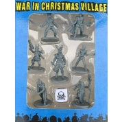 War in Christmas Village: Mistletoe Misfits - EN